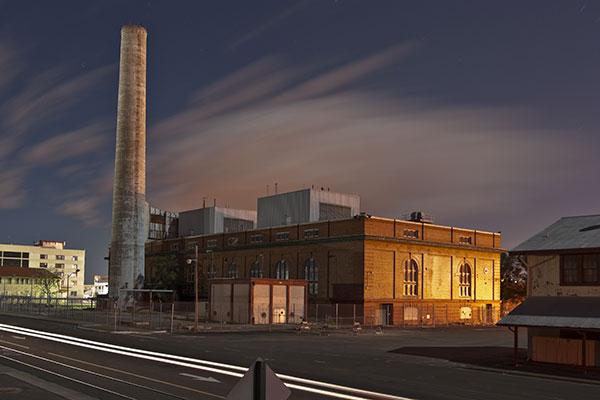 Power plant.